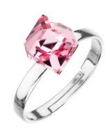 Dámský prsten ze stříbra v originálním designu