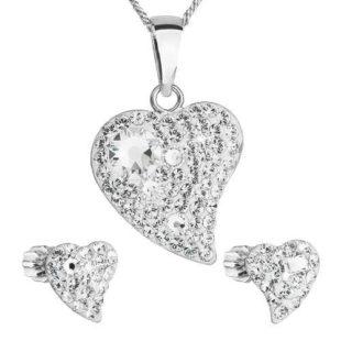 Sada šperků s krystaly Swarovski
