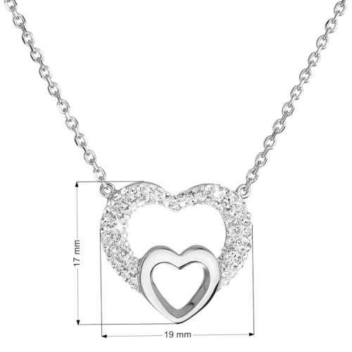 dámský náhrdelník s krystaly Swarovski