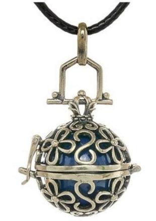 Dámský náhrdelník s těhotenskou rolničkou
