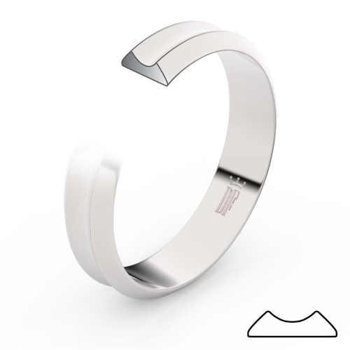 snubní prsteny v moderním provedení