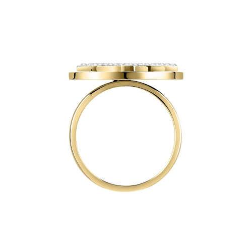 výrazný módní dámský prsten