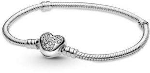 Stříbrný náramek Pandora Mickey Mouse Disney