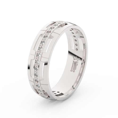 prsteny snubní v moderním designu