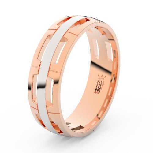 zlaté luxusní snubní prsteny